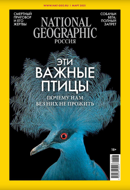 National Geographic №3, март 2021